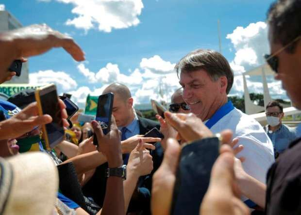 """Bolsonaro: """"Todos nós iremos morrer um dia"""""""