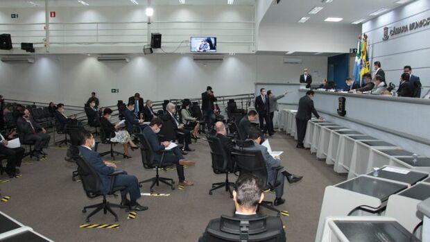 Marquinhos sanciona projeto para criar Fundo Municipal de Combate ao Coronavírus