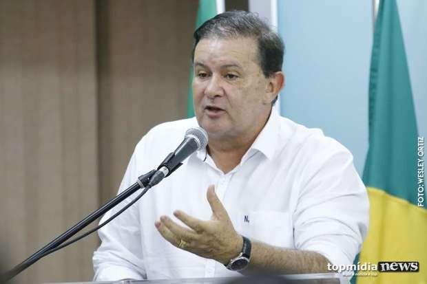 Deputado Eduardo Rocha, marido de Simone Tebet, testa negativo para coronavírus