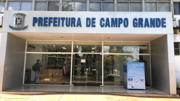 Prefeitura abre processo seletivo com salários de R$ 2,8 mil em Campo Grande