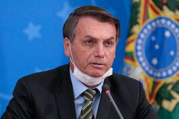 Jornal inglês diz que Bolsonaro brinca com coronavírus