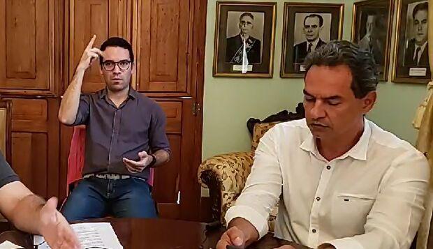 Marquinhos publica decreto e Aeroporto vai medir temperatura de quem chega em Campo Grande