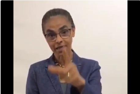 Marina Silva sugere que Bolsonaro se isole e 'pare de infectar o Brasil'