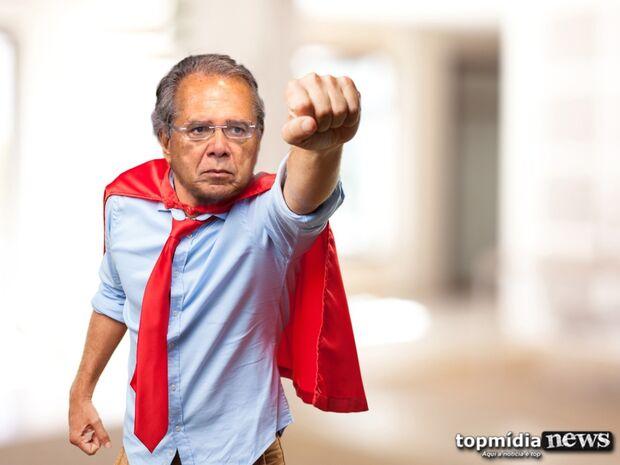 Na Lata: superministro Guedes nem plano anticrise consegue fazer, mas pra bancos...