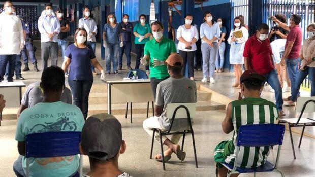 CORONAVÍRUS: prefeitura monta ação para atender migrantes e moradores em situação de rua