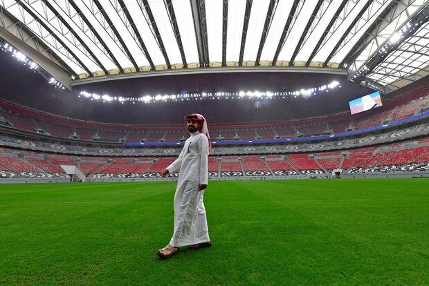 Covid-19 interrompe obras dos estádios da Copa 2022