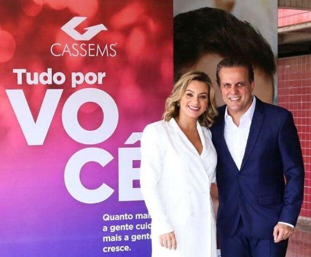 Presidente da Cassems relata acidente com explosão e hoje cuida da esposa