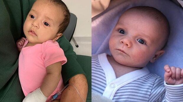Bebês com 6 e 7 semanas de vida vencem o coronavírus: esperança!