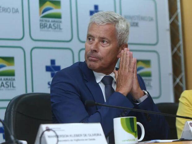 Ministério da Saúde: Brasil não chegará a 100 mil mortos pela Covid-19