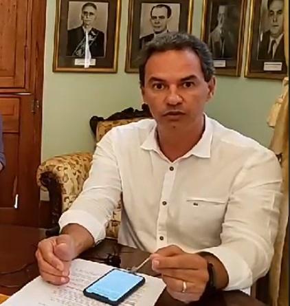 Marquinhos marca 'reunião-chave' para definir comércios que voltam na próxima semana