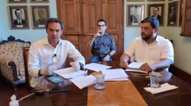 Marquinhos lamenta desrespeito nos ônibus e Consórcio garante: 'só passageiros sentados'