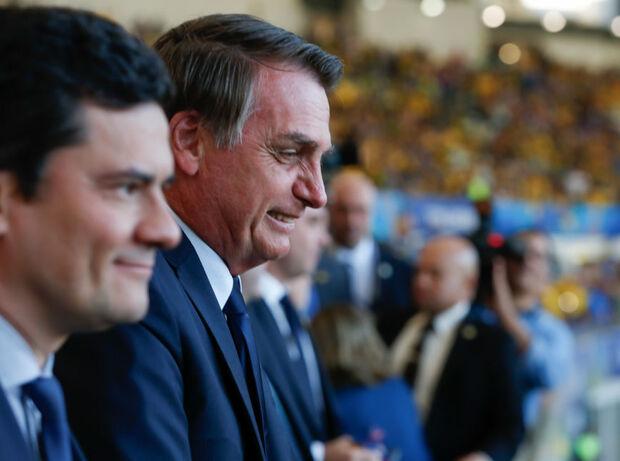 Bolsonaro exonera diretor-geral da Polícia Federal indicado por Moro