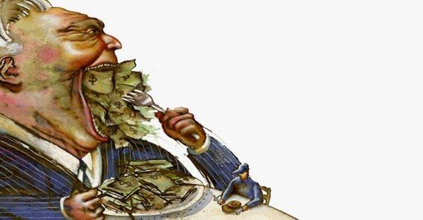 Na Lata: banqueiros afanam dinheiro do povo no meio da pandemia