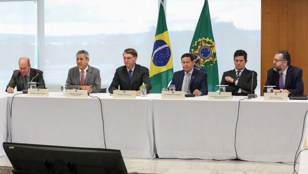 Crítica de Bolsonaro, Janaína Paschoal diz: 'Vídeo de reunião reelege o presidente'