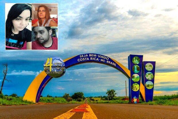 Assassinato e tentativa de feminicídio marcam aniversário de Costa Rica