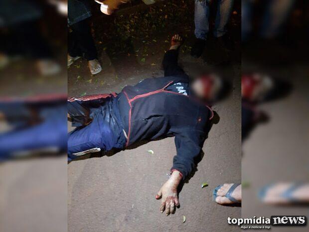CABULOSO: homem é encontrado morto do lado de cemitério de Campo Grande