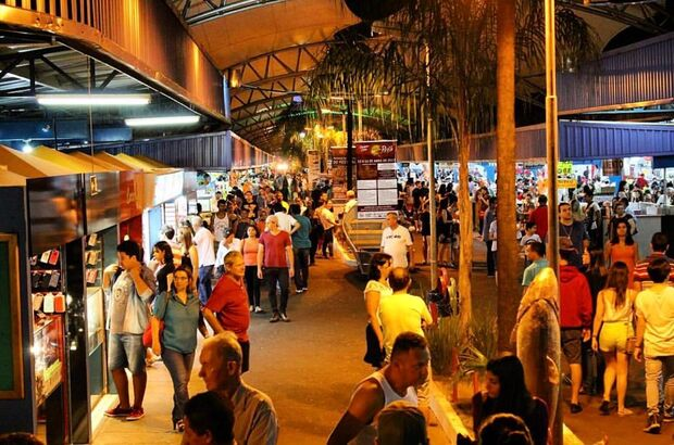Com comerciantes fechando, Feria Central corre risco de acabar em Campo Grande