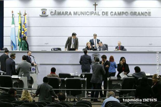 Câmara e Defesa Civil MS firmam parceria para combater covid-19 em Campo Grande