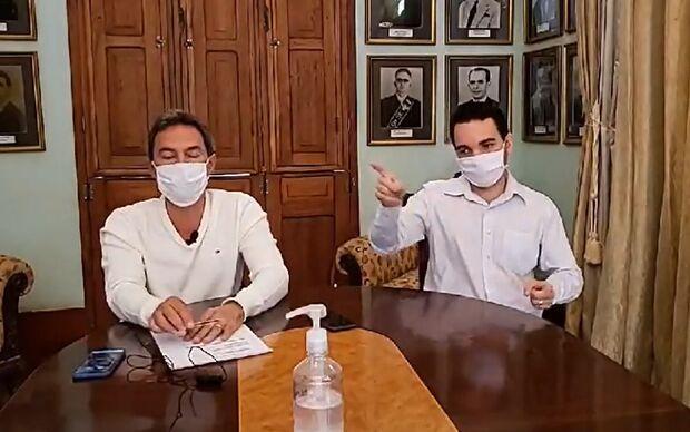 Funcionário público será obrigado a usar máscaras a partir de quarta