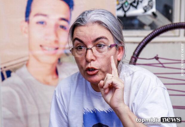 Mãe deseja que culpados pela morte do filho Wesner paguem na cadeia