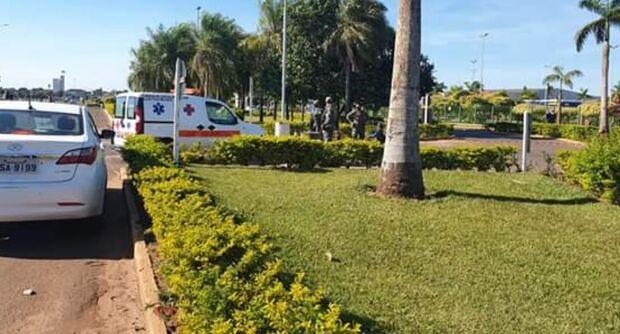 VÍDEO: vereador afirma que profissionais do HR de Ponta Porã não podem entrar no Brasil