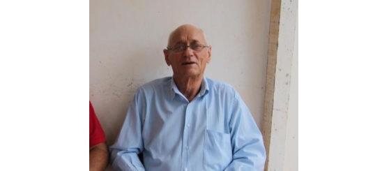 Primeiro prefeito de Chapadão do Sul morre aos 83 anos