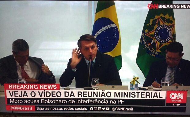 Na Lata: leia na íntegra reunião alvo da 'porradaria' de Moro e Bolsonaro