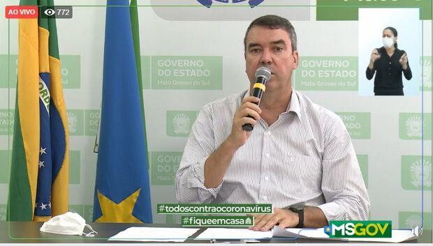 Reunião entre governador e Bolsonaro foi satisfatória, segundo Riedel