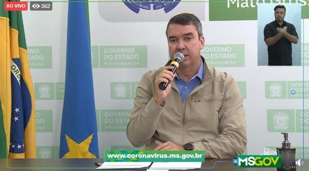 Governo se prepara para retomar atividades dentro da 'nova normalidade', diz Riedel