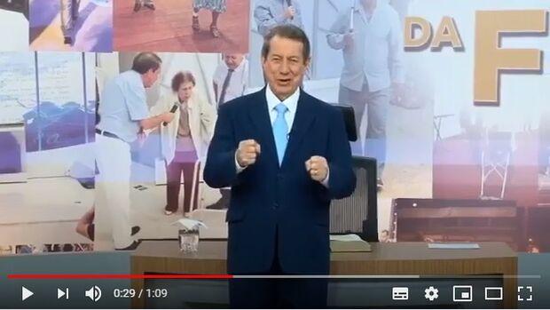 VÍDEO: R. R. Soares garante que 'água consagrada' cura coronavírus