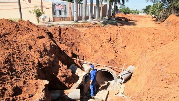 Bairro Cidade Morena não terá mais enchentes após conclusão de obra