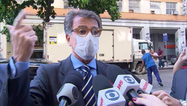 Paulo Marinho presta depoimento na PF do Rio nesta terça-feira sobre interferência de Bolsonaro