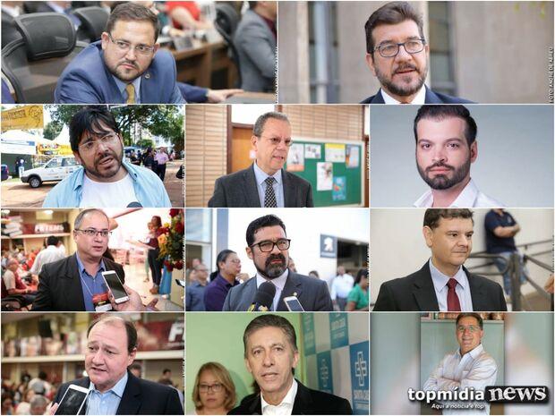 Siqueira entra na corrida e agora Capital tem onze pré-candidatos à Prefeitura