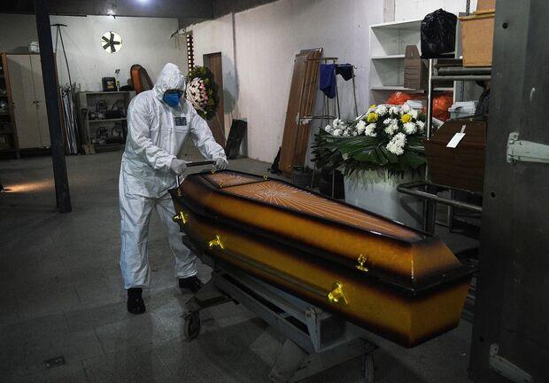 BOTAR NAS MÃOS DE DEUS: Brasil tem 1.280 mortes pela covid em 24 horas
