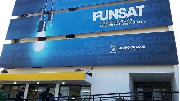 Em Campo Grande, Funsat oferece mais de 200 vagas e salário pode chegar a R$ 4 mil