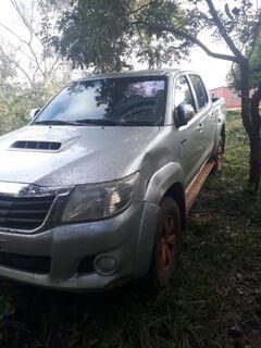 Polícia encontra caminhonete de idoso desaparecido próximo de Ponta Porã