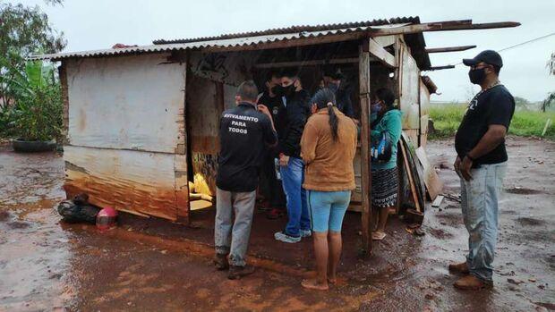 Indígena morre esfaqueado em barraco de acampamento em Dourados