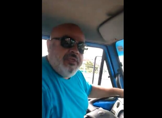 Na Lata: caminhoneiro doidão é a cara do bolsonarismo raiz