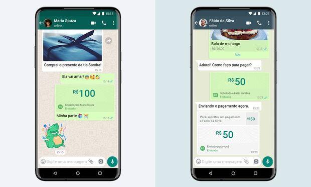 WhatsApp vai permitir enviar e receber dinheiro pelo aplicativo; Brasil será 1º a testar