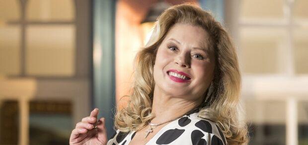 Vera Fischer encerra contrato com a Globo após 43 anos
