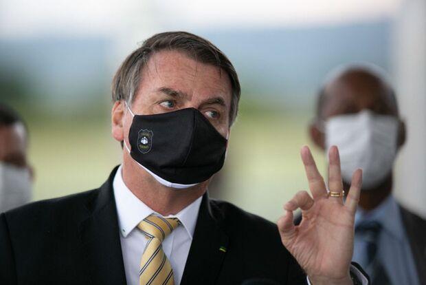 TÁ SOBRANDO TEMPO: PSOL acusa Bolsonaro de propagar doença contagiosa