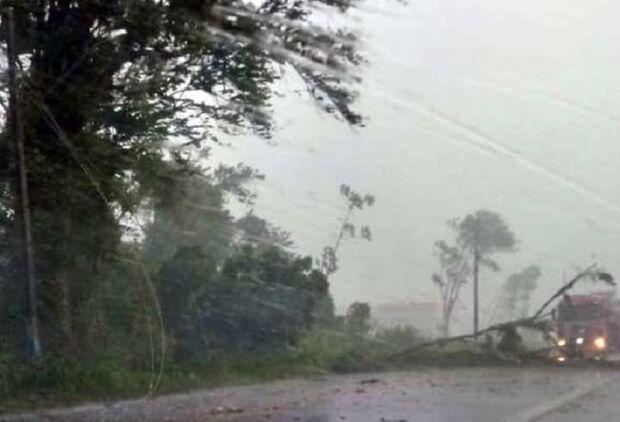 Após ciclone bomba ameaçar MS, outro fenômeno chega no Sul do país