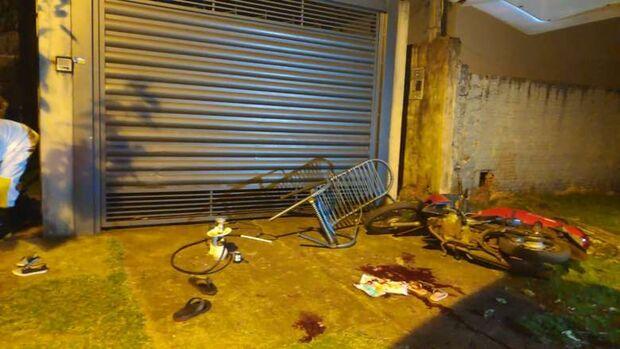 Rosemir baleou criança de quatro anos na cabeça ao abrir fogo para matar ex-mulher
