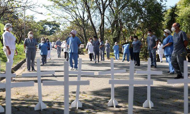 Mulher de 50 anos morre em Campo Grande e agora as vítimas da covid são 105