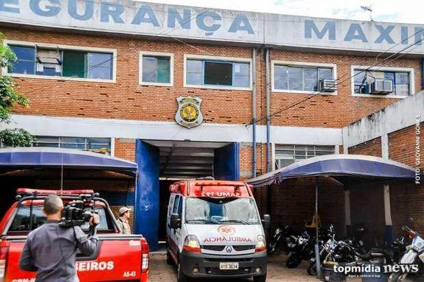 Interno passa mal e morre em presídio de Campo Grande