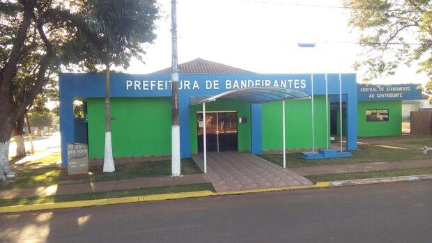 Prefeitura de Bandeirantes abre concurso com salários de até R$ 12 mil