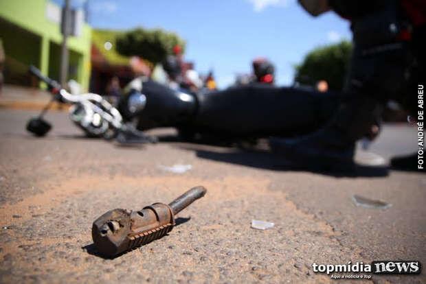 'Brincadeira' com final trágico: após empinar moto, piloto e garupa morrem em Ribas do Rio Pardo