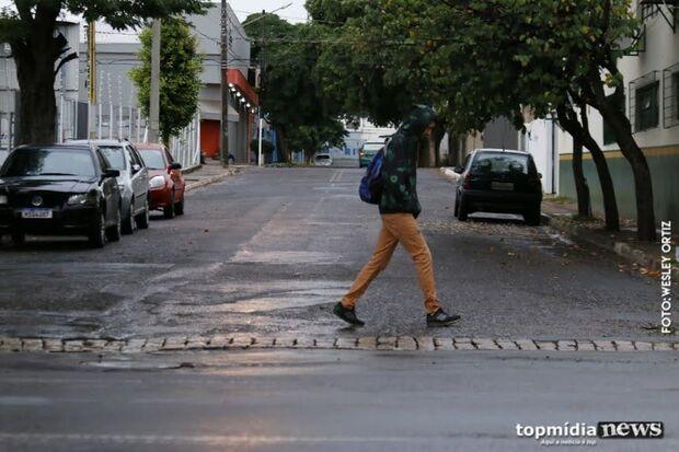 LOCKDOWN? Campo Grande e mais 5 cidades são classificadas como risco extremo para covid-19