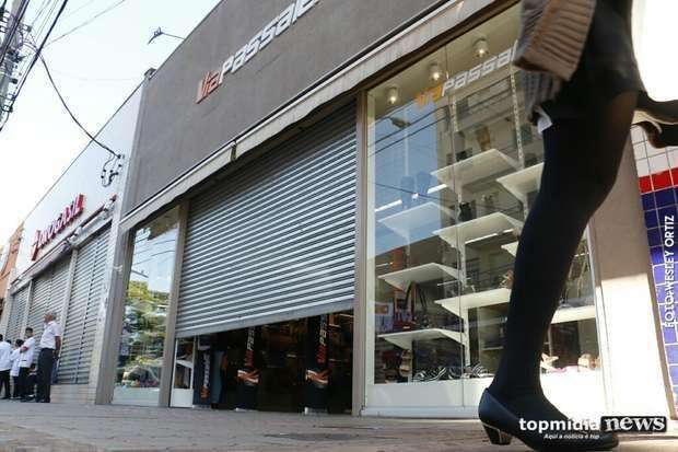 Quer fazer compras? Veja como vai funcionar o comércio de Campo Grande no fim de semana