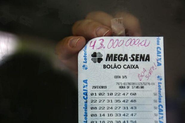 Pronto pra ser rico? Mega-Sena sorteia R$ 40 milhões neste sábado
